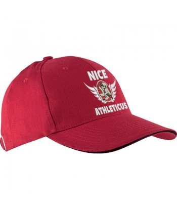 Casquette Rouge Nice...