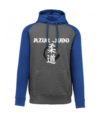 Sweat Adulte Azur Judo...